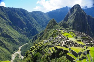 Moving to Peru