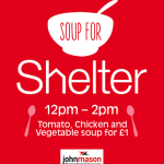 Soup for Shelter