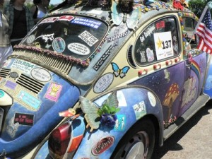 Houston Car Art Parade