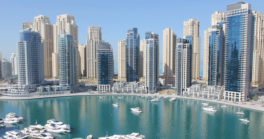 living in the uae expat