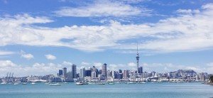Auckland international removal skyline