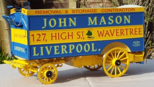 Model Removals Wagon