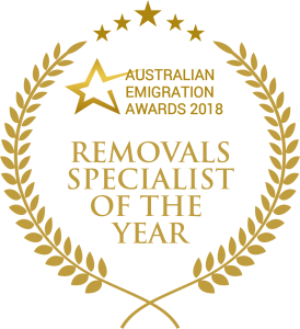 Removal company of the year