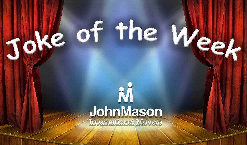 Joke of the Week John Mason International
